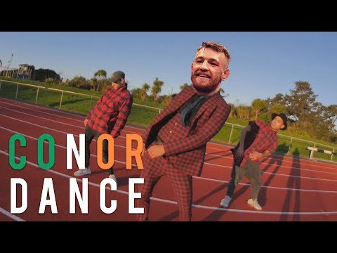 The Conor Mcgregor Dance
