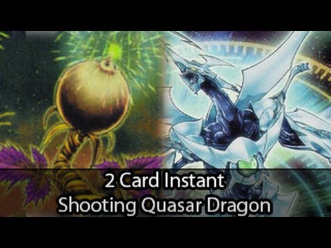 shooting quasar dragon deutsch