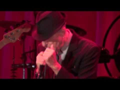 Katowice, Aint No Cure for Love, Leonard Cohen, Spodek , 2010