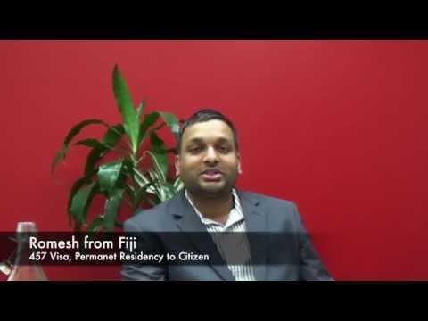 Romesh from Fiji