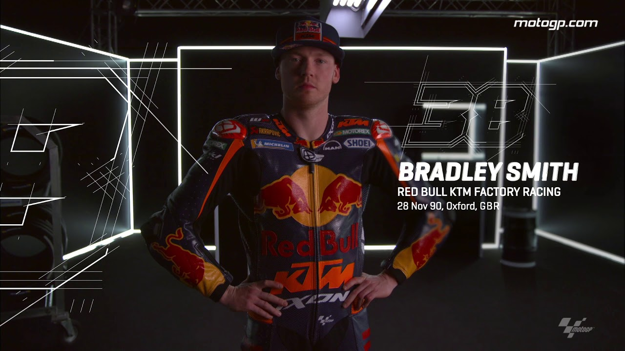 The rush, the speed, the will to win: This is Bradley Smith