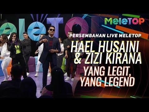 Lagu tema AME2019 Hael Husaini & Zizi Kirana - Yang Legit Yang Legend | Persembahan Live MeleTOP