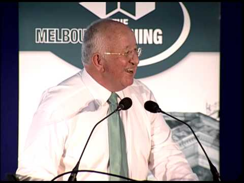 Melbourne Mining Club London 2015 Sam Walsh Rio Tinto