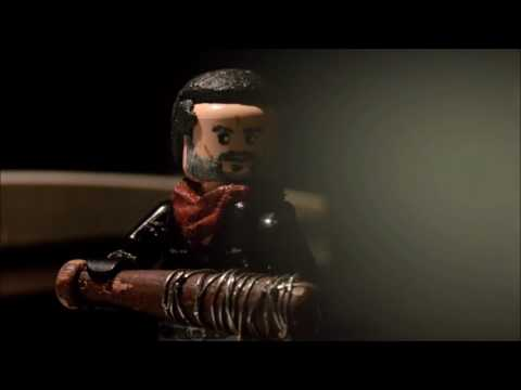 Lego the Walking Dead - Death of Abraham and Glenn