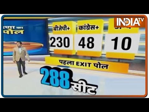 IndiaTV Exit Poll Result: NDA will sweep Maharashtra with more than 200 seats