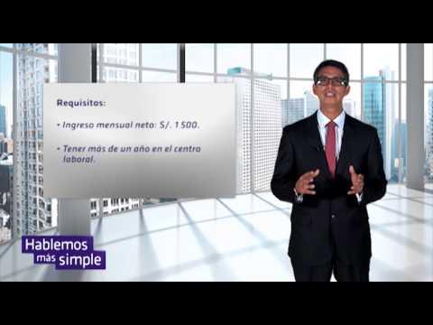 Видео Créditos hipotecarios banco chile
