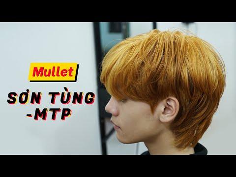 Kiểu tóc Mullet phong cách Sơn Tùng-MTP hot nhất 2020 - Cắt tóc nam đẹp 2020 - Chính Barber Shop