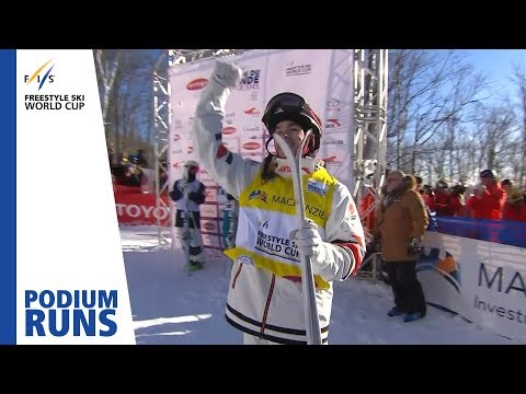 Mikael Kingsbury | Men's Moguls | Tremblant | 1st place | FIS Freestyle Skiing