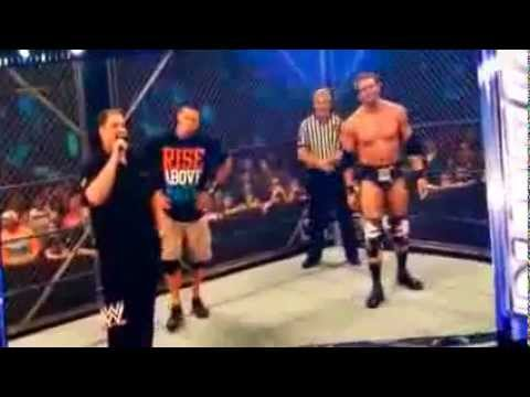 John Cena, Zack Ryder, Tony Chimel,Have Fun After Smackdown, 3 20 12