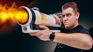 Фото Мощная Пушка Соседи в Шоке Всю ночь с ней гоняли Дети просили добавки T NECO IFloor 3