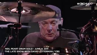 Neil Peart's best drum solos of all time | CBC Music