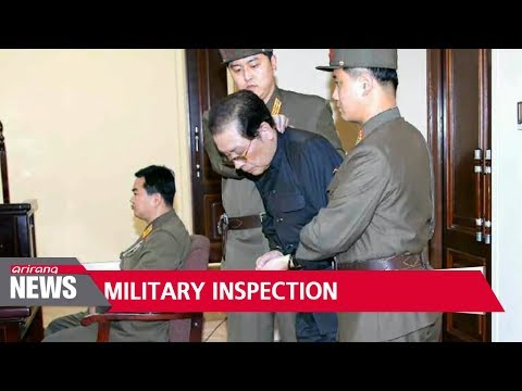 N. Korea conducts rare inspection of key military officials: Intelligence agency