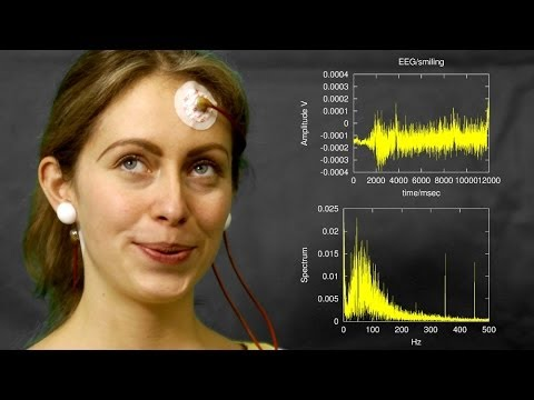 EEG artefacts: 'mind' or just muscle activity?