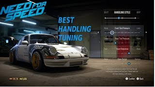 Need for Speed 2015 : BEST HANDLING TUNING | PORSCHE CARRERA 2.8 RSR