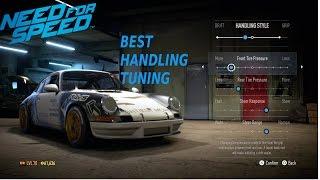 Need for Speed 2015 : BEST HANDLING TUNING | PORSCHE CARRERA 2.8 RSR