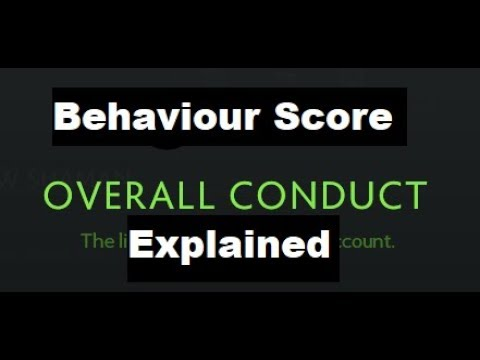 Behaviour Score Explained