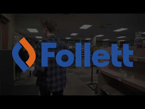 Follett Bookstore at Danville Area Community College