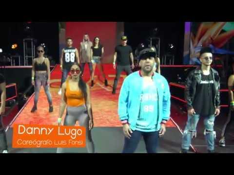 Luis Fonsi - Calypso   Dance Tutorial