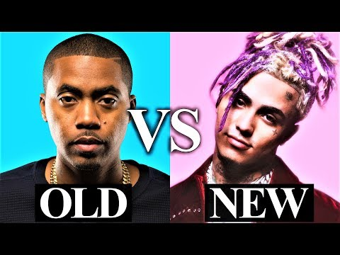 Old School Rap Vs. New School Rap 7 [Style Comparison]