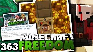 1 JAHR MINECRAFT FREEDOM!  ✪ Minecraft FREEDOM #363   Paluten