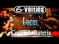 6 VOLTIOS -LUCAS (Cover de Bateria)