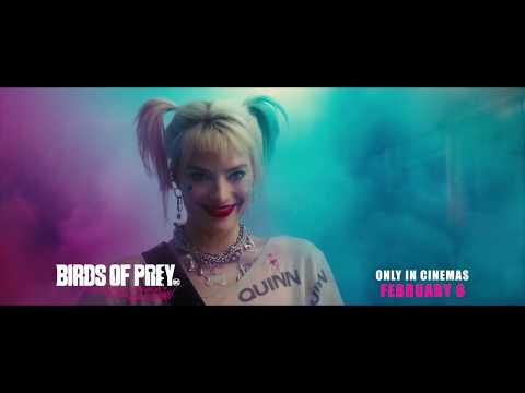 BIRDS OF PREY   In Cinemas February 6   Girl 30s