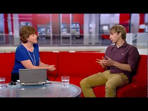 Stand Easy on BBC News