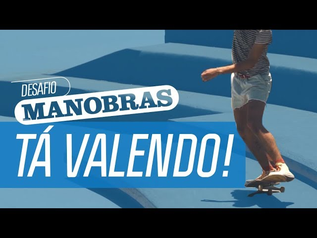 "Victor Vaccari x Gabriel ""Girafa"" | Desafio Manobras | Canal OFF"