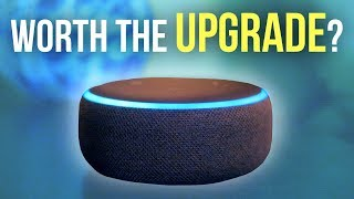 Amazon Echo Dot 3 review - Better than EVER!