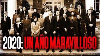 NO-DO | 2020 UN AÑO MARAVILLOSO | Los Logros del Gobierno de España | PSOE y Podemos | Pedro Sánchez