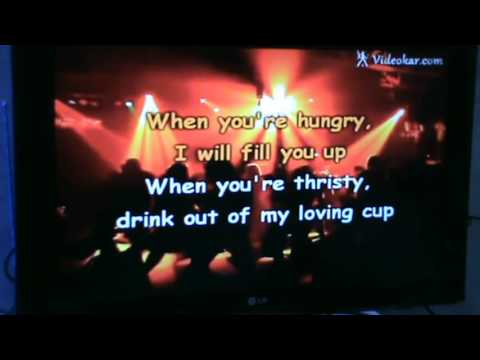 Diamond Ring  -  Bon Jovi  ( Rajat's karaoke Trial Version )