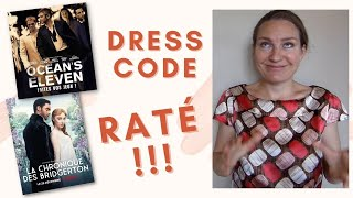 Dress code tellement raté qu'on sort du film !