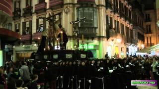 A PIE DE TRONO 2012: DOLORES DEL PUENTE. HD. www.lacamaracofrade.com