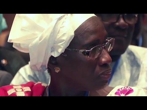 Afrique, CONFÉRENCE DES CHEFS D'ÉTATS DE L'OMVS