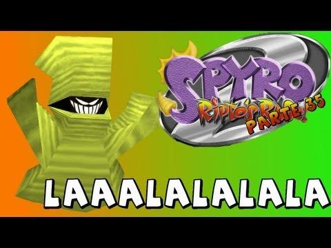 Spyro 2  Os Lalala's Voltaram!!!  Parte 35