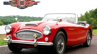 1965 Austin-Healey 3000 BJ8 Roadster (SOLD)