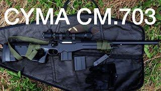 cтрайкбольная снайперка CYMA CM.703