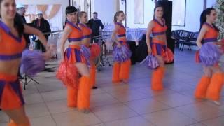 Шоу-балет восточного танца