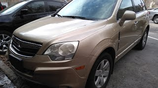2009 Saturn Vue XR AWD V6 Review!