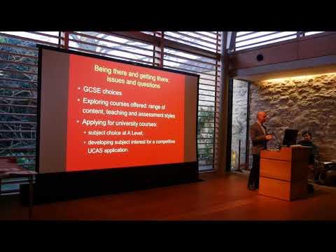 Simon Kemp: Languages at University Yr9