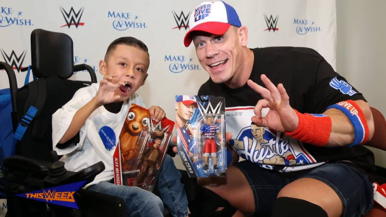 Image result for john cena make a wish