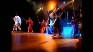 Joyce Jackson- Dança com bastão