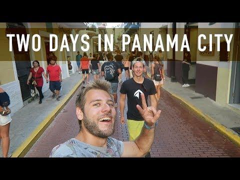 UPDATE FROM PANAMA CITY!!