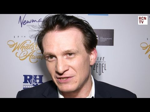 Jamie Parker Interview Harry Potter and the Cursed Child