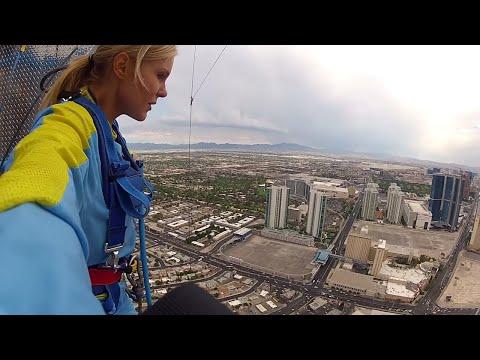 Stratosphere Sky Jump....Kinda