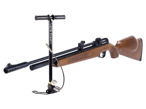 Diana Stormrider .22 Cal PCP Pellet Rifle Review $199.99 (Made in China)