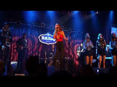 Chante Moore @ BB King Blues Club - Nov 25,  2016 (full  show)