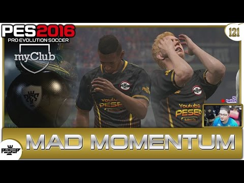 PES 2016 myClub MAD MOMENTUM - LIVE on Twitch.