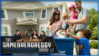 Guy Goes Crazy Over Recycling - The GameOverGreggy Show Ep. 72 (Pt. 2)