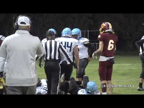 Cantwell Sacred Heart of Mary vs Salesian Mustangs Football Highlights 2021